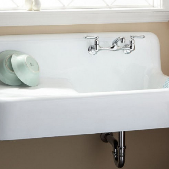 Impeccable FINDS: selecting a sink