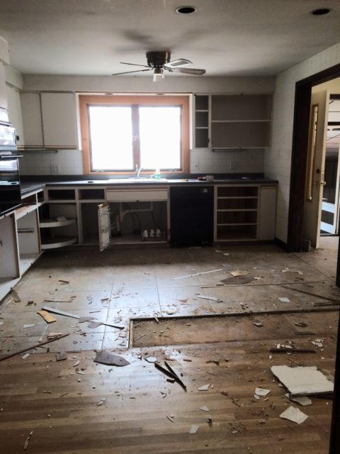 Impeccable Nest buys a fixer upper.