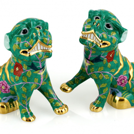 5 things you should know about Foo dogs.