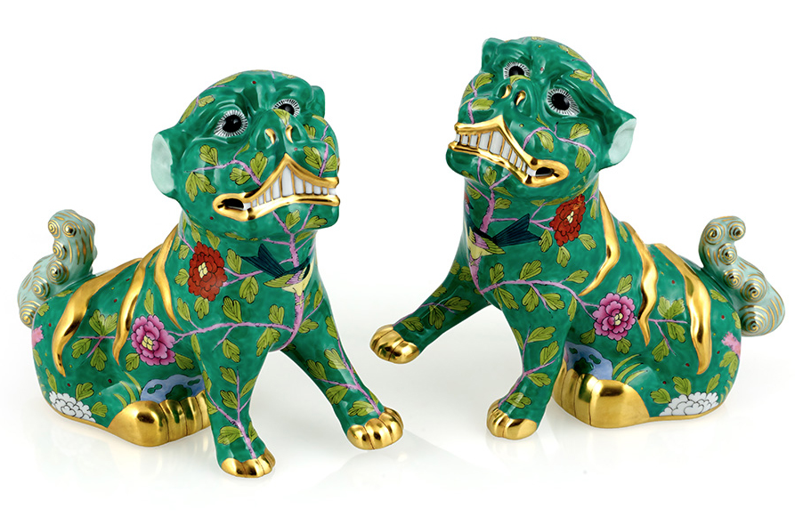 5 Things You Should Know About Foo Dogs Impeccable Nest