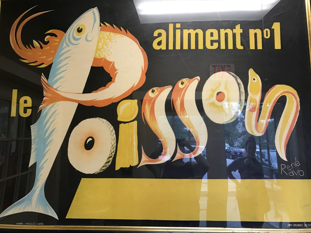 Vintage French Posters: say oui oui - Impeccable Nest