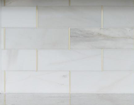 Br Schluter Strip With Marble