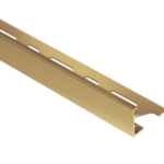 brass schluter strip