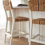 Serena and Lily Carson Stool