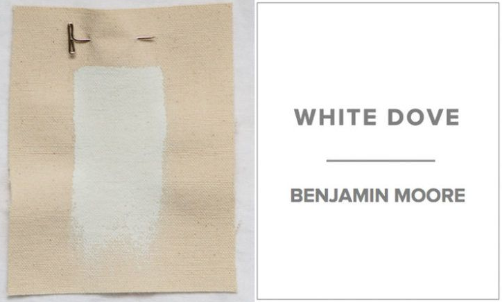 Ben Moore White Dove