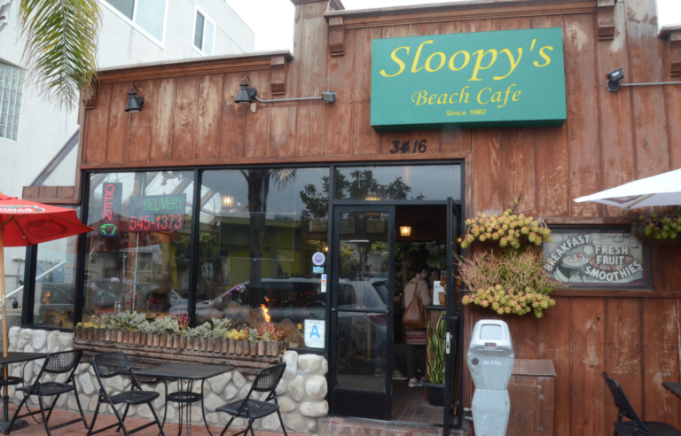 Sloppy's Manhattan Beach