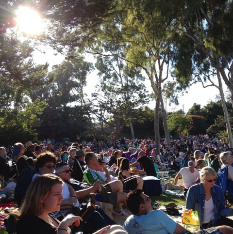 Manhattan Beach Concert in the Park