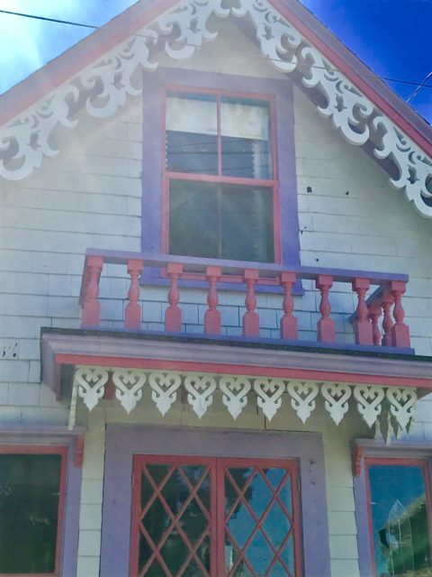 Gingerbread Cottages at Oak Bluffs, MV