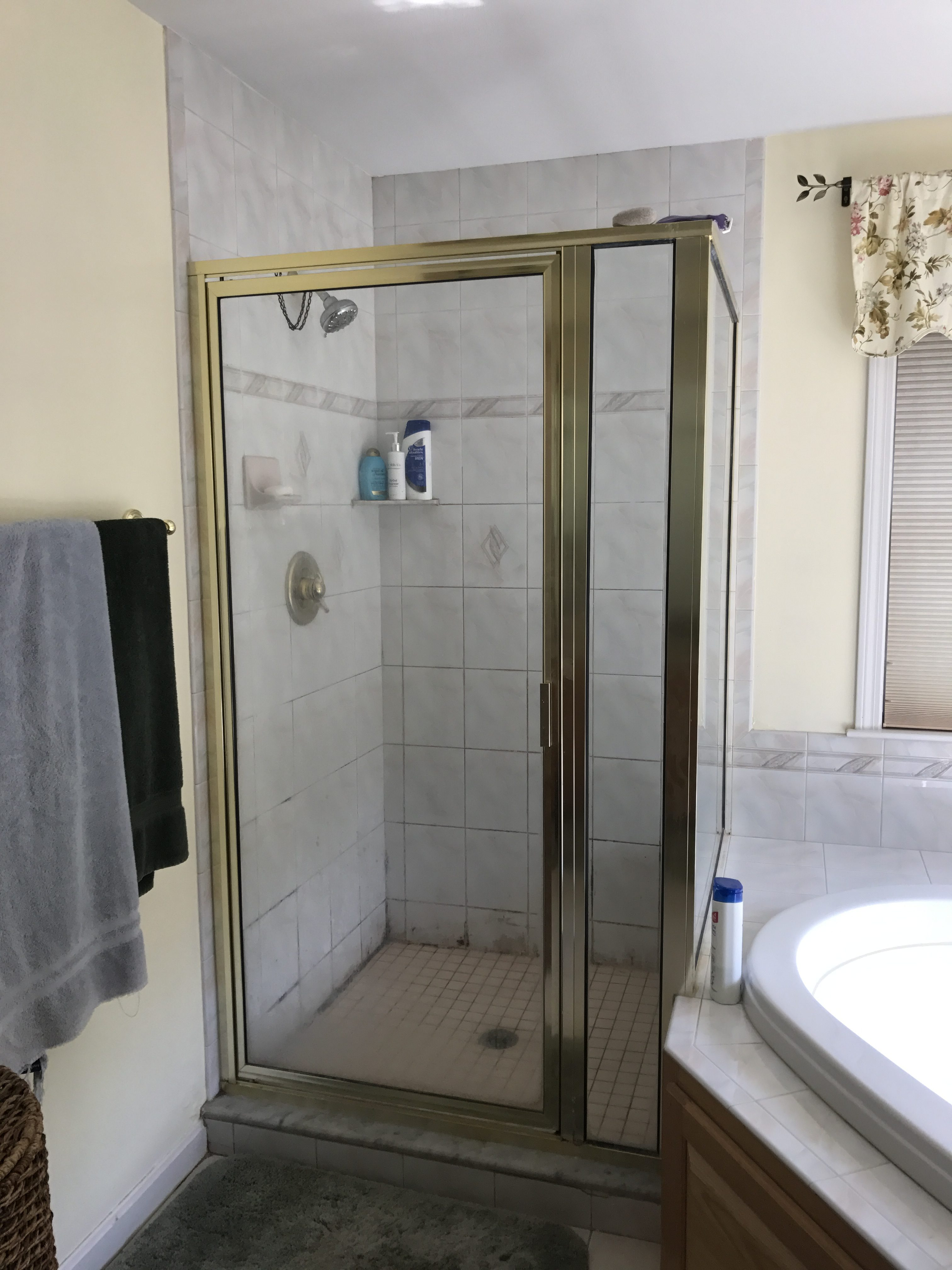 Master Bathroom Renovation Before After Challenge Impeccable Nest