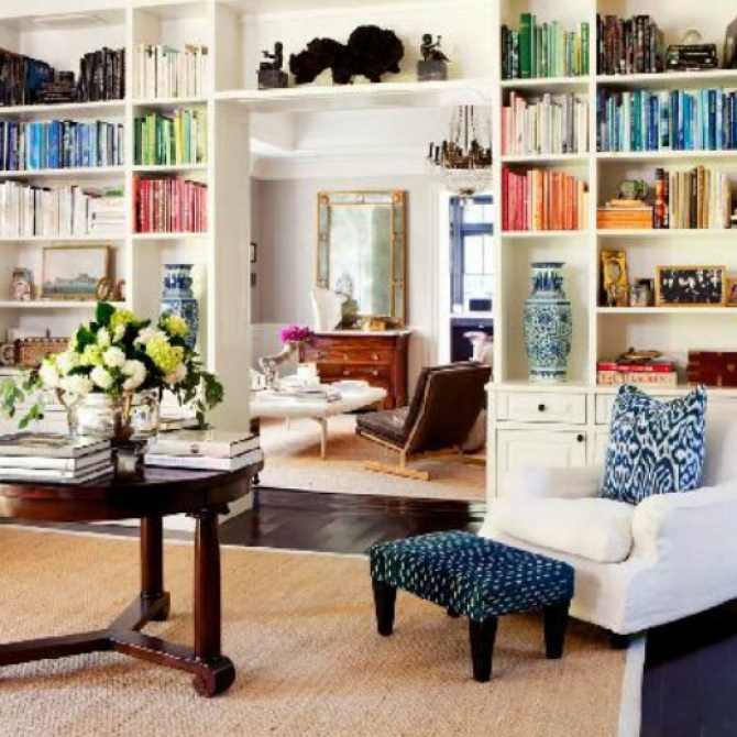 """6 tips to get that """"collected look"""" for your home."""