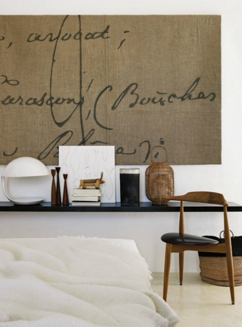 Impeccable Trend: Oversized Wall Art