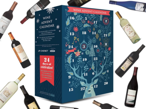 Christmas Wine Advent Calendar