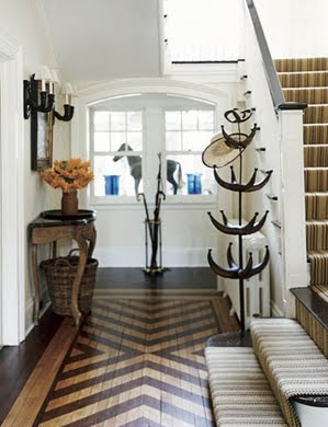 10 reasons why we are totally obsessed with painted floors
