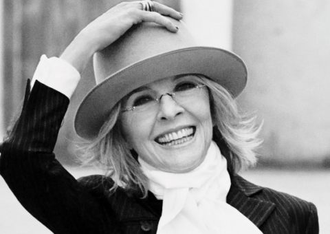 The best thing since Pinterest. Diane Keaton