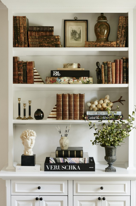Get 5 tips for a really good shelfie?