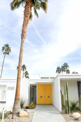 Mood Board Monday: Palm Springs Fever