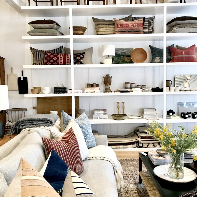 Right On Target: Amber Interiors for Less