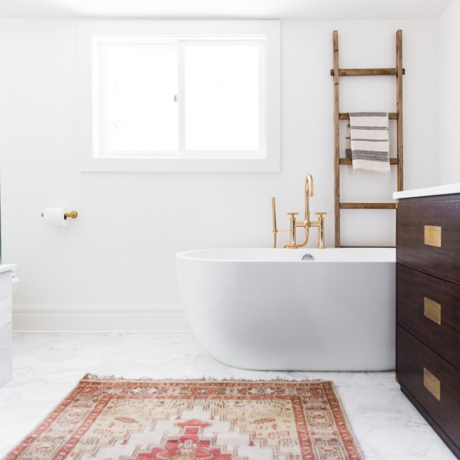 Spring Cleaning: Bathroom on a Budget