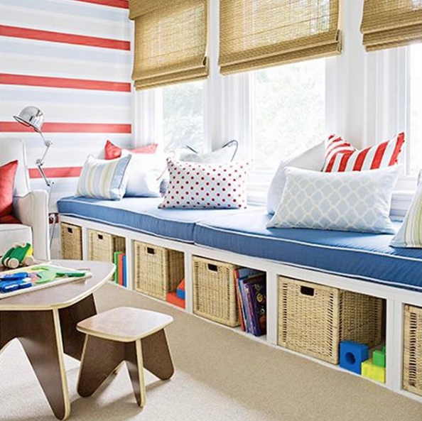 Giving Back: Playroom for a cause Mood Board Monday