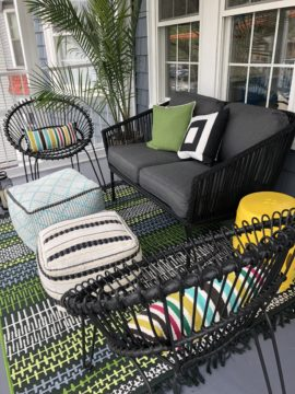 Giving Back: Outdoor Patio for Building on Hope