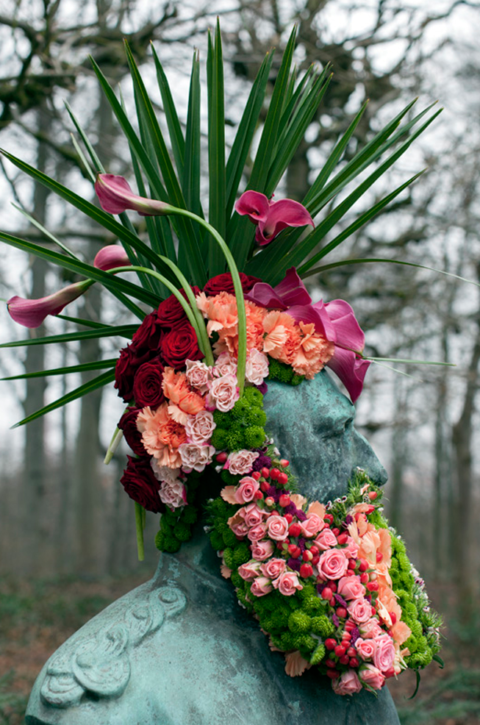 Friday Impeccable Finds: Geoffroy Mottart flowerings