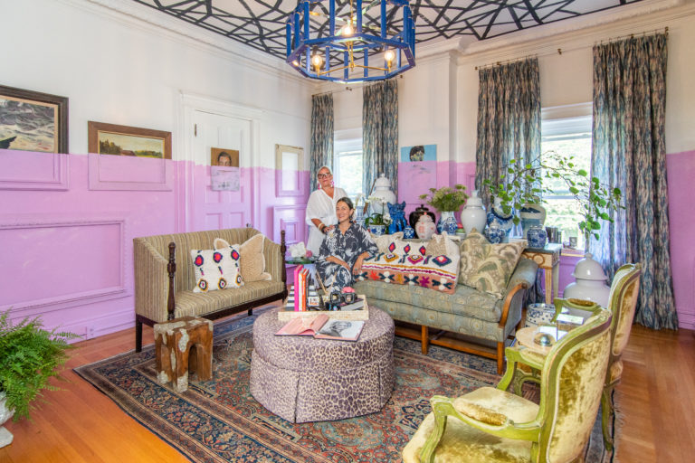 Dipping a toe into the designer showhouse world