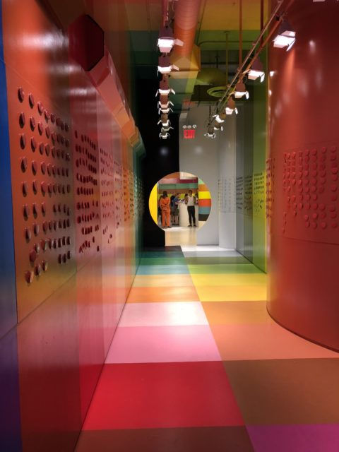 Design Travel: The Color Factory NYC