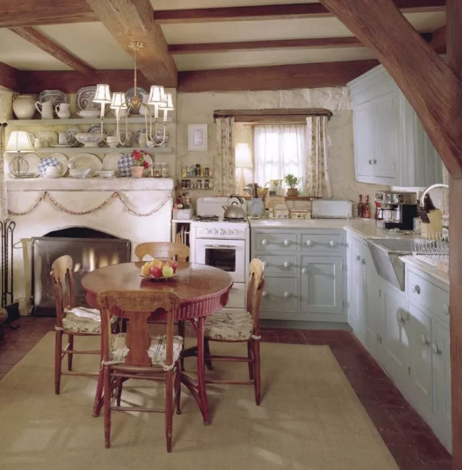 Nancy Meyer's Kitchen