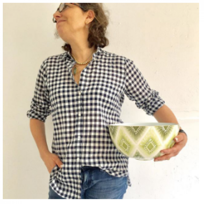 Let's make a statement with pottery! A night with our favorite ceramicist.