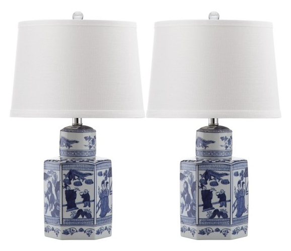 We're so shady. Time to update your lamp shade.