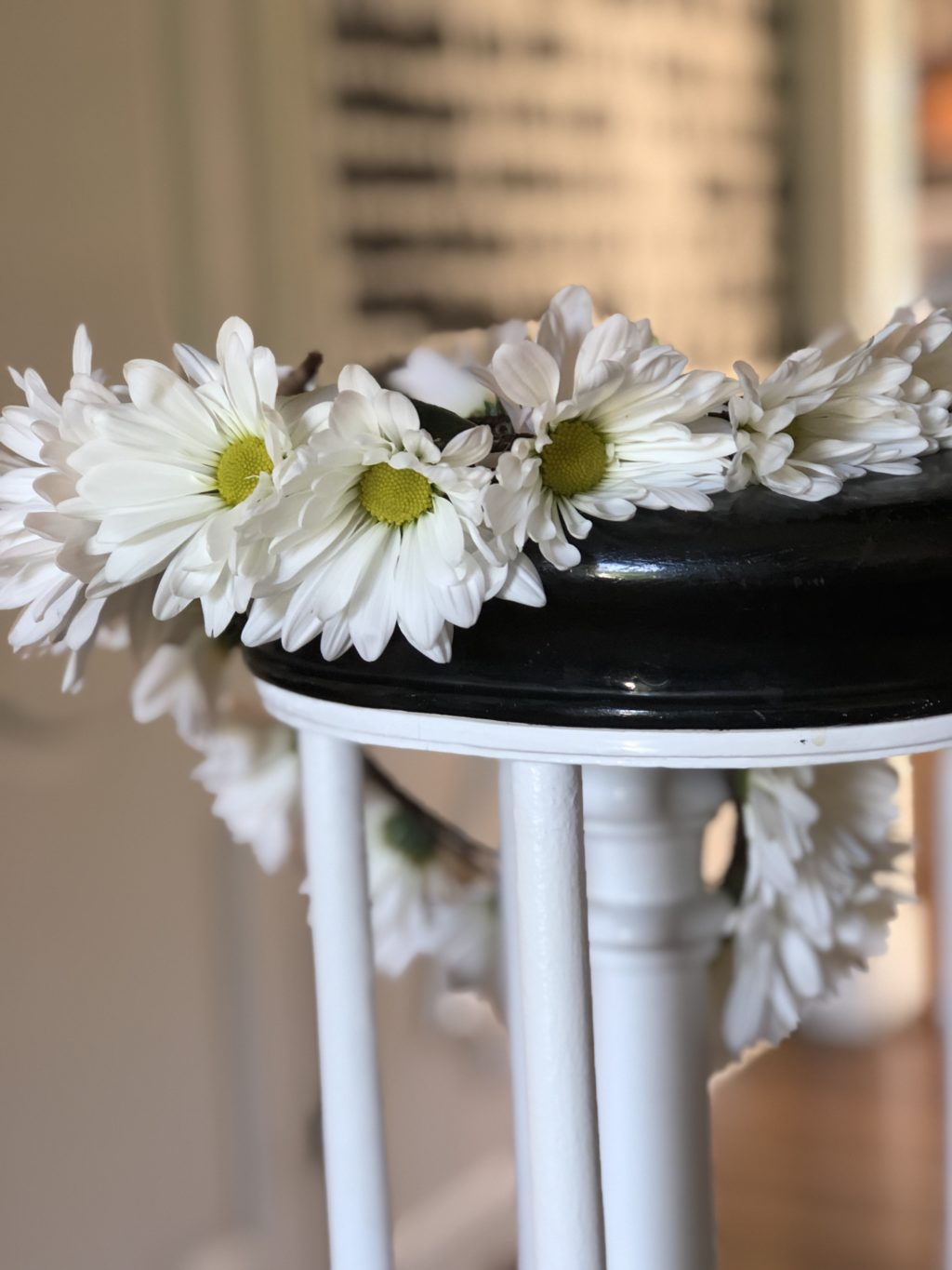 Flowers for a very special baby shower