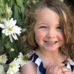 Odette Starling is 5!