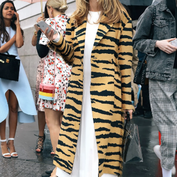 Is Tiger Print the new Leopard?