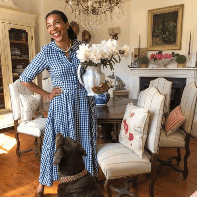 In the country with Paula Sutton of Hill House Vintage