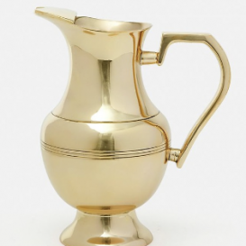 Brass Pitcher