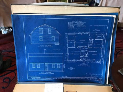 Flea Market Blueprints